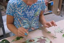 Kids clay/art projects / Kids art projects for pre-k through elementary school. Art docent ideas. / by Sarah Bak Pottery