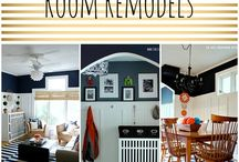 Home renovations/remodel