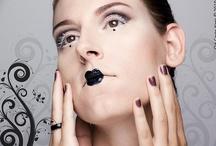Great Makeup and Nails