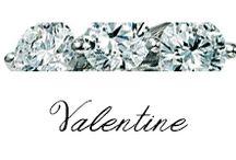 Valentine / Collezione gioielli Valentine Bibigì, Bibigi. Un must per chi non sa rinunciare al classico solitario, anello o parure, una collezione classica dalla montatura delicata ma curata nei più piccoli particolari.