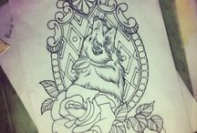 Tattoo inspirations / as title says ;)...hopefully become real one day...