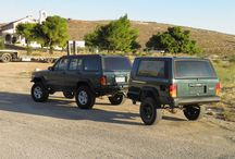 Jeep xj Trailor