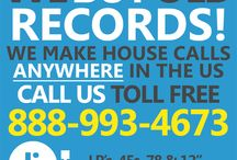 Sell Vinyl Records