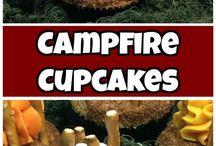 theme cupcakes ideas