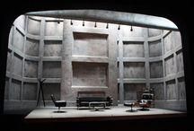 Scenography / stage design, set design, scenic design, teather carpentry, escenografía, decorado de escenarios, atrezzo