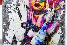Nos créations ! / Oeuvres d'art et autres créations de Rebellion Mobilier