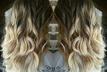 Bombshell Hair / #curls #waves #hair #beachwaves #curly