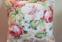 Cottage Chic Pillow Covers
