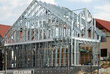 Energooszczędna metoda budowy domu / W najnowszym artykule na naszym blogu pragniemy przybliżyć technologię lekkiego szkieletu stalowego jako nowoczesnej i energooszczędnej metody budowy domów. Zapraszamy do współpracy:)