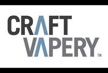 Craft Vapery E Juice Subscription / Craft Vapery E Juice Subscription is a service that delivers only the finest E Liquids to your door every month...E Juices that you won't find at your local Vape Store!