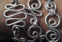 alluminio Braccialetti