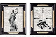 Law Office / Law office decor