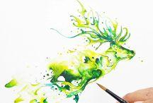 výtvarka / umění, výtvarka