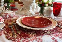 Tablescapes! / by Sandra Adair