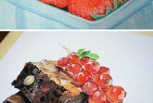 Food Illustrations
