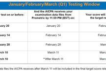 CPA Exam News