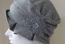 kapelusze- nakrycia głowy