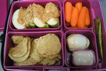 Lunchboxes / Packing snacks and lunches / by Lindsay Wells