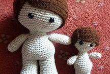 crochet short doll