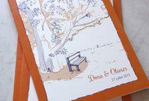 Wedding invitations / Wedding invitation from my portfolio