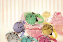ΝΕΑ πολύχρωμα και ξεχωριστά  ρολόγια HOOPS!!!!