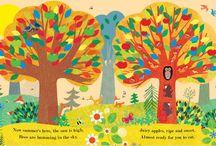 Children's Books - Seasons