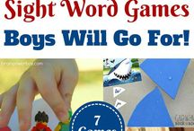 Sight Word Group Games