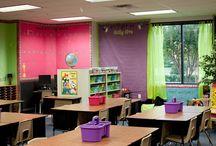 Classroom - Decorating & Org