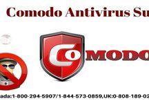 comodo antivirus support
