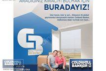 Coldwell Banker Türkiye,gayrimenkul,emlak,