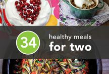 Meals for One or Two / by Karlene Barger Burton