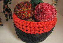 My Crochet works
