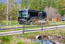 Camp Sherman/Metolius / by Marathon Coach, Inc