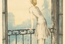 Louis Icart / Illustrations  / by Lucie Albouy