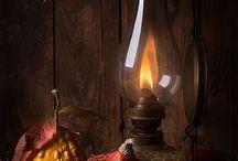 Lampy naftowe / Z okazji rocznicy wynalezienia lampy naftowej przez Ignacego Łukasiewicza, udostępniamy galerię najciekawszych lamp, jakie udało nam się znaleźć.