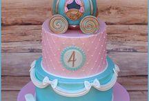 Cake ideas / by Kelley Capen