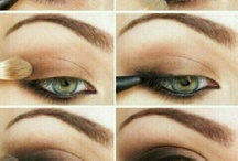 ideas for my green- blue eyes