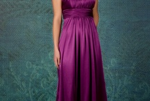 Bridesmaid Dresses / Styles and/or colours I like for my future bridesmaids. :) Look I'm aiming for: romantic, modified Pre-Raphaelite-inspired, empire waist or Edwardian style, flowy, dreamy, magical, vintage, whimsical....Colours I want: (either 6 or 7 girls) deep red, eggplant or plum, deep green/forest/emerald, dark peacock blue, warm champagne, dark raspberry, and if a 7th: sage/olive/mossy green. I've also pinned some that are cute or pretty, but aren't really the style I want for my own girls.  / by Rachel_Sunset