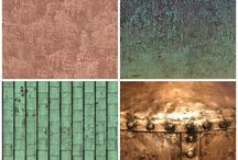 A.N.D | Patination, Textures & Finishes