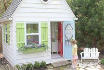 For Scarlett's Little House / by Katy Kaeding