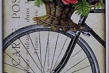 Gravuras Bicicleta