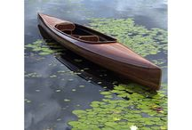 Wooden Kayaks / strip-built, stitch-and-glue, and skin-on-frame kayak made by DIY boatbuilders