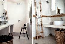 Déco salle de bain / Idées déco pour la salle de bain et la douche