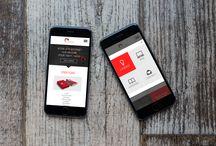 Responsive - Libellule / Version mobile et tablette site internet