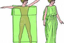 Modelli abiti palio donne