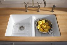 Kitchen - Sink & Tap / by FLOFORM