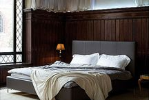 Bedrooms / Create the bedroom of your dreams to ensure rest and relaxation.