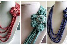 crochet jewlery