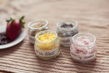 Homemade lip products