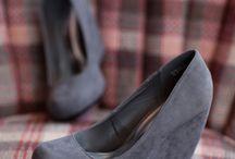 High heels / Formal/fancy high heels and Casual cute heels:)